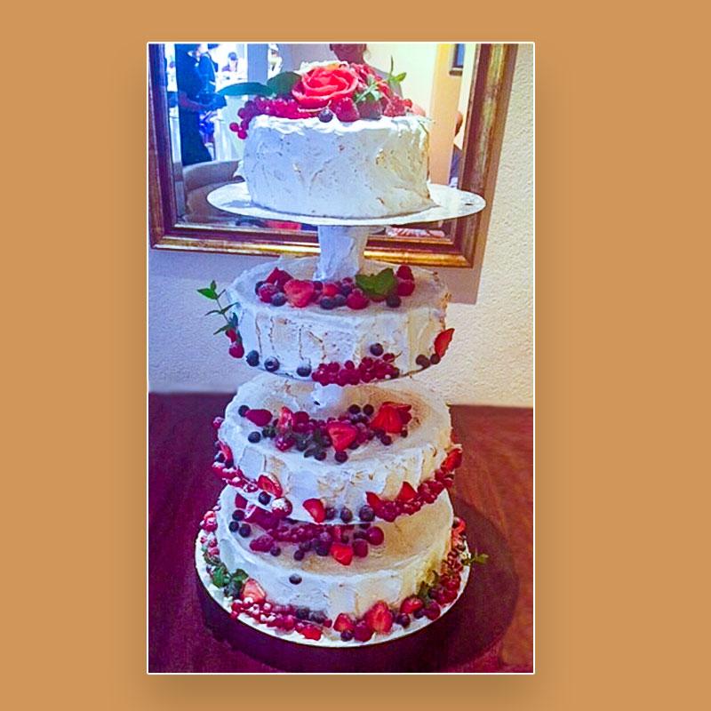 Cafe Rall Hochzeitstorten
