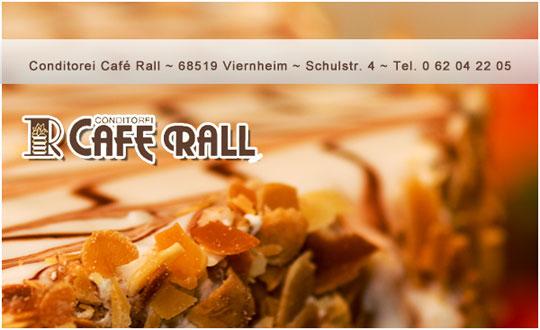 Cafe Rall Kontakt